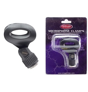 Stagg Quick Release Adaptor Microphone Clamp Mic Clip