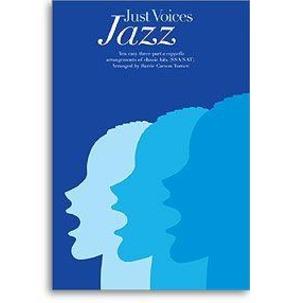 Just Voices Jazz SSA/SAT