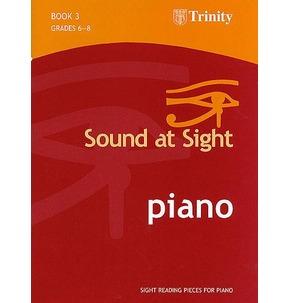 Sound at Sight Piano Book