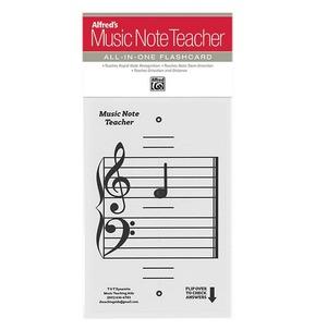 Alfred's Music Note Teacher