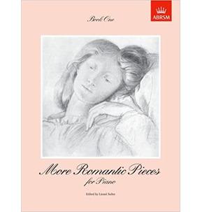 More Romantic Pieces for Piano, Book 1