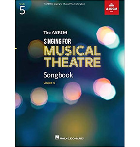 ABRSM Singing for Musical Theatre Songbook - Grade 5