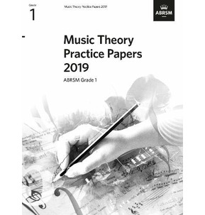 ABRSM Music Theory Practice Papers 2019, Grade1