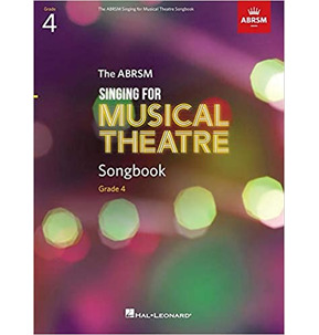 ABRSM Singing For Musical Theatre - Grade 4