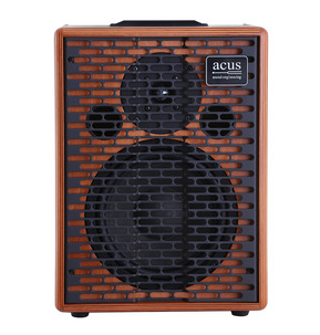 Acus Sound Engineering One ForStrings 8 Acoustic Guitar Amplifier - Wood