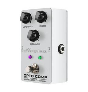 Ampeg Opto Comp Analog Optical Compressor Pedal