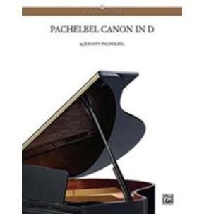 Canon in D (Piano Solo) - Pachelbel