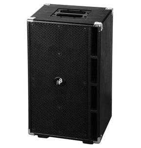 Phil Jones Bass Compact 8 C8 Lite 800 Watt Bass Extension Speaker Cabinet, Black