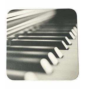 Piano Mugmats - Black and White