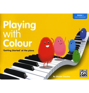Playing With Colour - Book 1 Early Elementary