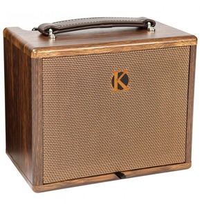 Kinsman Acoustic Amplifier with Chorus and Mains/Battery Power