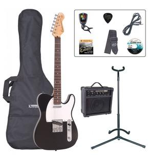 Encore E2 'T' Shape Electric Guitar Pack