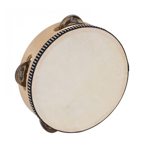 PP World Wooden Tambourine