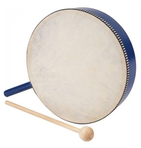 Performance Percussion Frame Drum With Handle