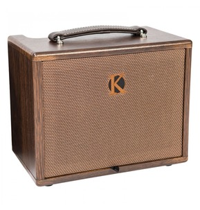 Kinsman 45W Acoustic Amplifier with Chorus and Mains/Battery Power