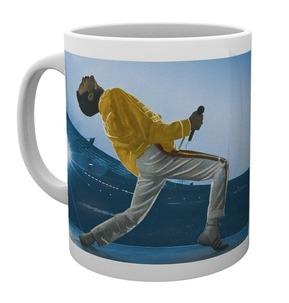 Queen 'Wembley' Boxed Mug