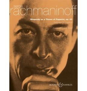 Rachmaninoff - Rhapsody on a Theme of Paganini - 2 Piano Reduction