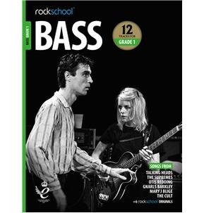 Rockschool: Bass 2018+ (Book/Audio) - Various Grades