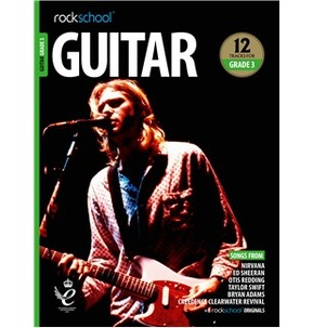 Rockschool: Guitar Grade 3 2018+ (Book/Audio)