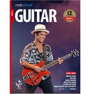 Rockschool: Guitar Grade 4 2018+ (Book/Audio)