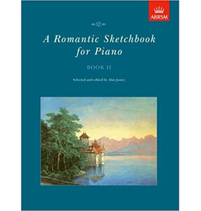 Romantic Sketchbook For Piano - Book 2