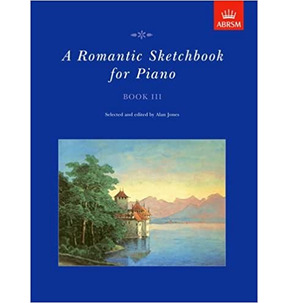 Romantic Sketchbook For Piano - Book 3