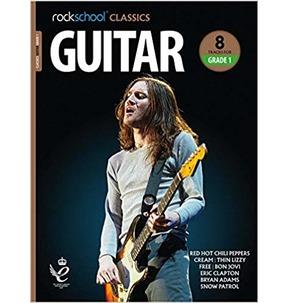 Rockschool Classics Guitar: Tracks for Grade 1