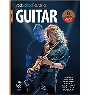 Rockschool Classics Guitar: Tracks for Grade 4