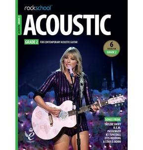 Rockschool Acoustic Guitar - Grade 2 (2019)