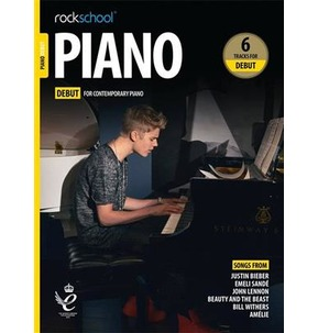 Rockschool: Piano - Debut 2019+