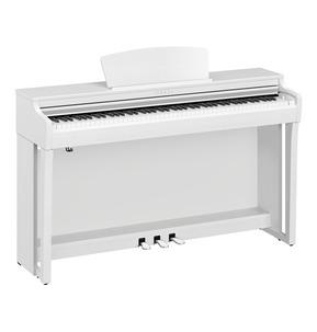 Yamaha CLP725 Digital Piano - White