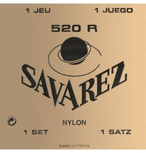 Savarez 520-R Red High Tension