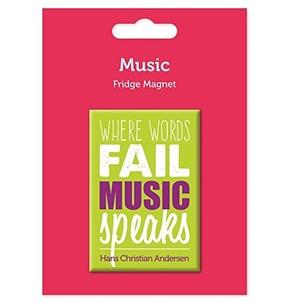 My World Magnet - Where Words Fail Music Speaks