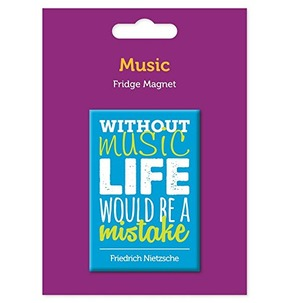My World Magnet - Without Music Life Would Be A Mistake