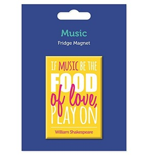 My World Magnet - If Music Be The Food Of Love, Play On