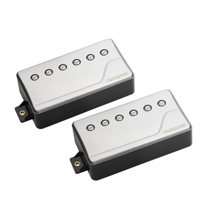 Fishman Fluence Classic Humbucker Pickup Set - Brushed Stainless