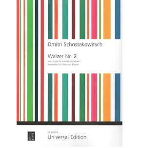 Shostakovitch Waltz no. 2 - Flute Arrangement