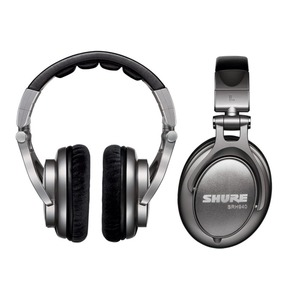 Shure SRH940 Professional Studio and Listening Headphones