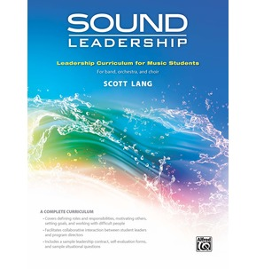 Sound Leadership: Leadership Curriculum for Music Students