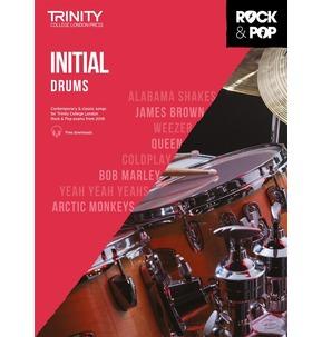 Trinity Rock & Pop 2018 Drums Initial