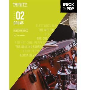 Trinity Rock & Pop 2018 Drums Grade 2