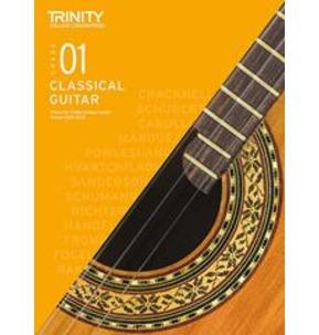 Trinity College London: Classical Guitar Examinations Grade 1 - 2020-23