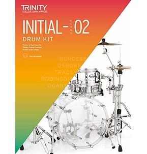 Trinity Drum Kit 2020-2023: Initial-Grade 2
