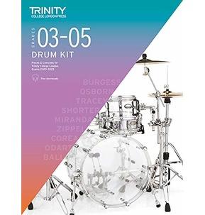 Trinity Drum Kit 2020-2023: Grades 3-5