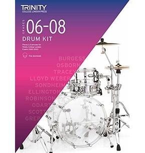 Trinity Drum Kit 2020-2023: Grades 6-8