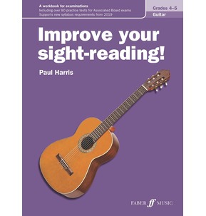 Improve Your Sight-Reading! Guitar Grades 4-5