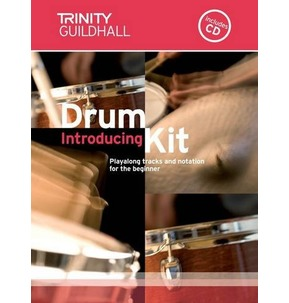 Trinity Introducing Drum Kit - Book and audio download