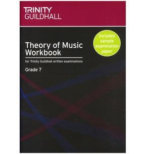Trinity Guildhall Theory of Music Workbook Grade 7 - Sale