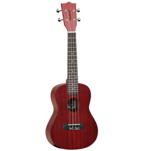 Tanglewood Tiare TWT 3 TR Red Stain Satin Concert Ukulele