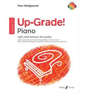 Up-Grade - Piano - Wedgwood Grades 0-1